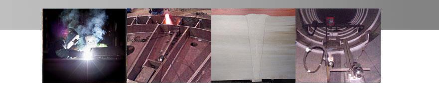 weld testing and analysis