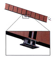 FEA Model of Crane Seat