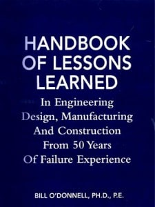 Handbook of Lessons Learned